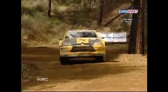 2009 WRC R03 Rally Cyprus Day 2 HQ