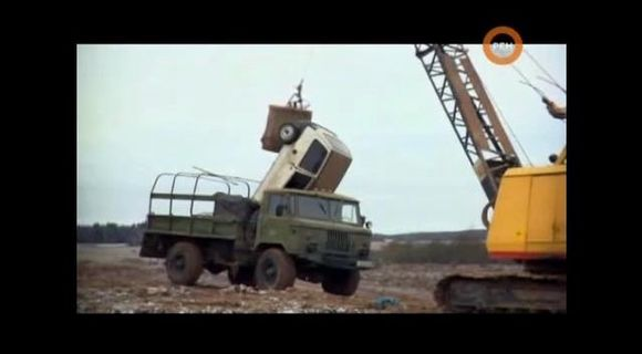 Top Gear Russia Season 1 Episode 3 - English Subtitles