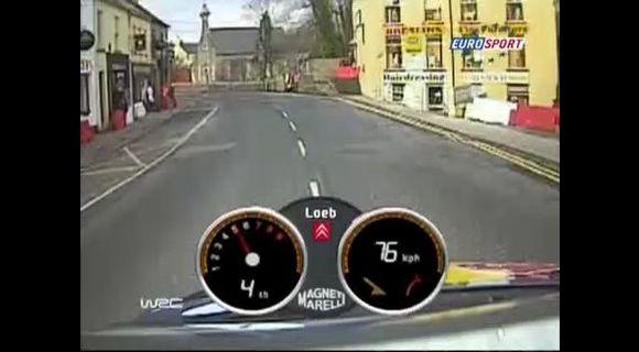 2009 WRC R01 Raly Ireland Day 3 HQ