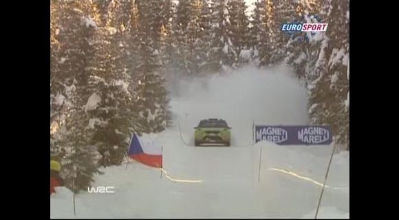 2009 WRC R02 Rally Norway Day 2 HQ