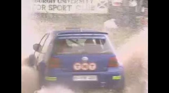 SEAT Rally - VW GTI - laukkanen