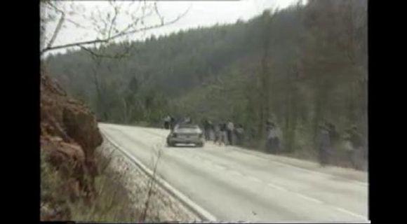 WRC - lancia - integrale - Limp Bizkit - My Way